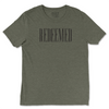 Redeemed Tee [Military] - NHiM Apparel