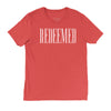 Redeemed T - Red Tri
