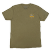 NHiM Retro Classic T [Army] - NHiM Apparel