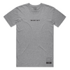 Worthy T [Heather Grey] - NHiM Apparel