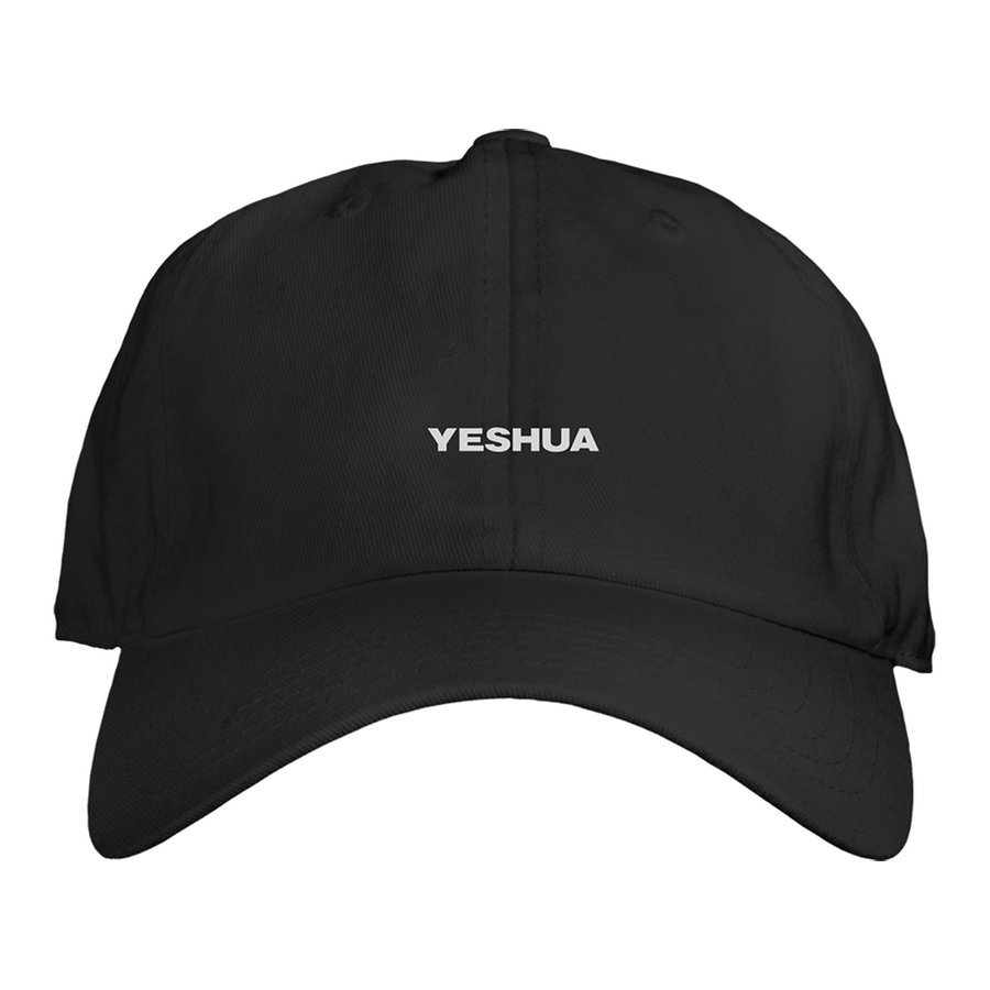 Yeshua Cap // No. 11 [Black]