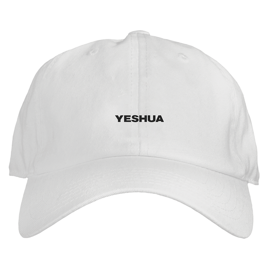Yeshua Cap // No. 12 [White]
