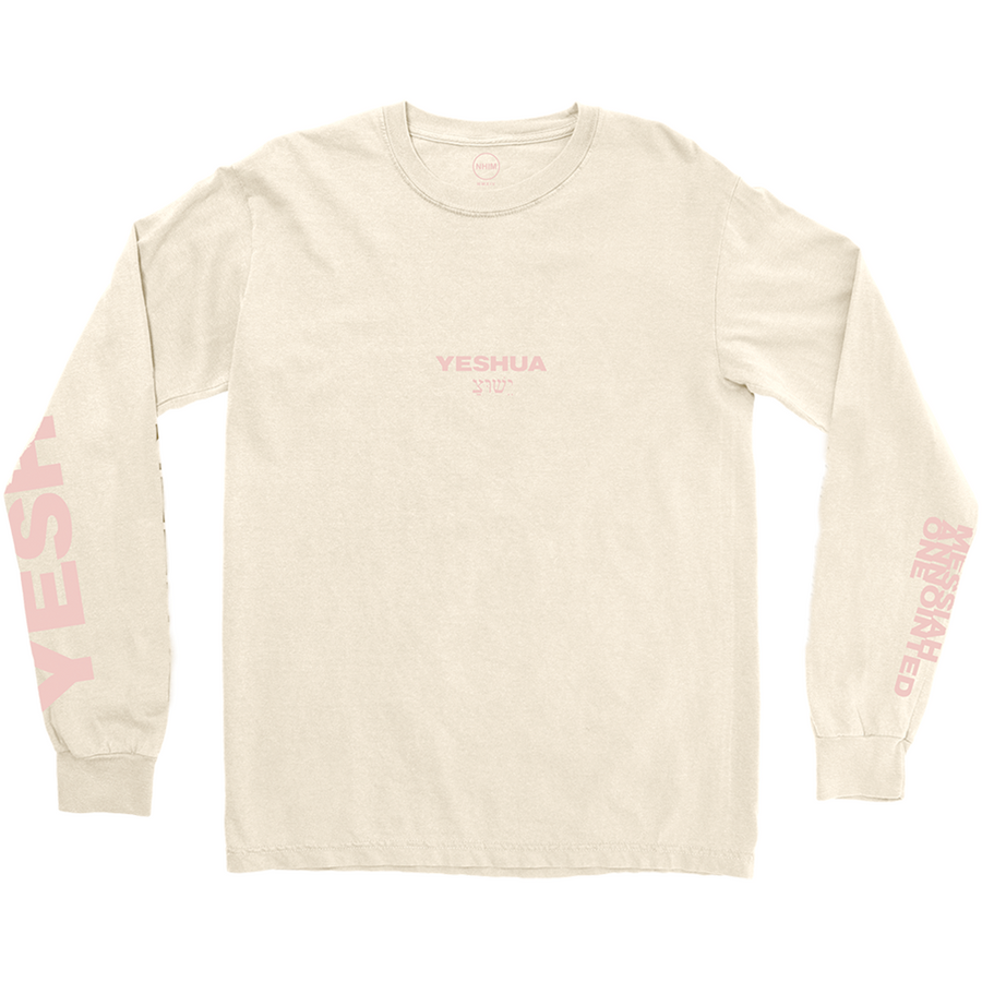 Yeshua Long Sleeve // No. 6 [Off White]