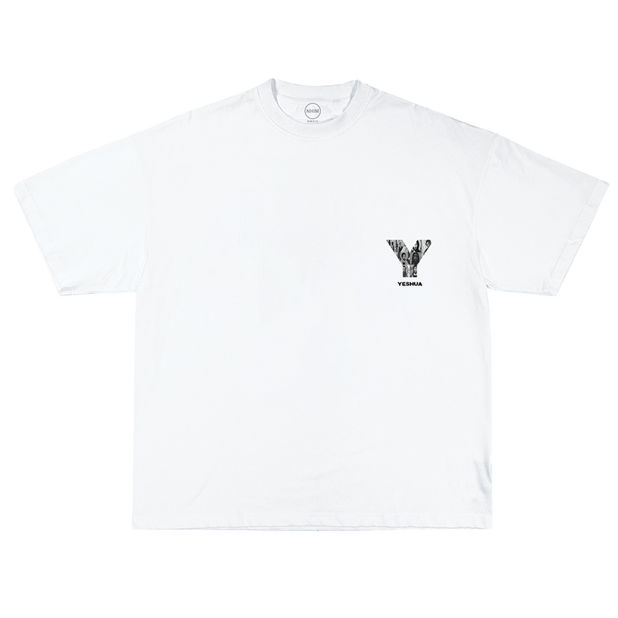Yeshua T // No. 1 [White]