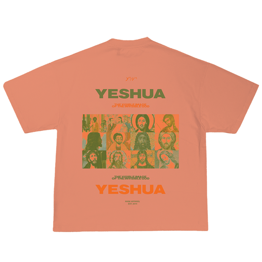 Yeshua T // No. 7 [Orange Fade]