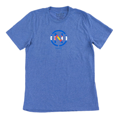 Colorado 2.0 T - Athletic Blue - NHiM Apparel