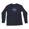 Colorado 2.0 Long Sleeve - Black Heather - NHiM Apparel