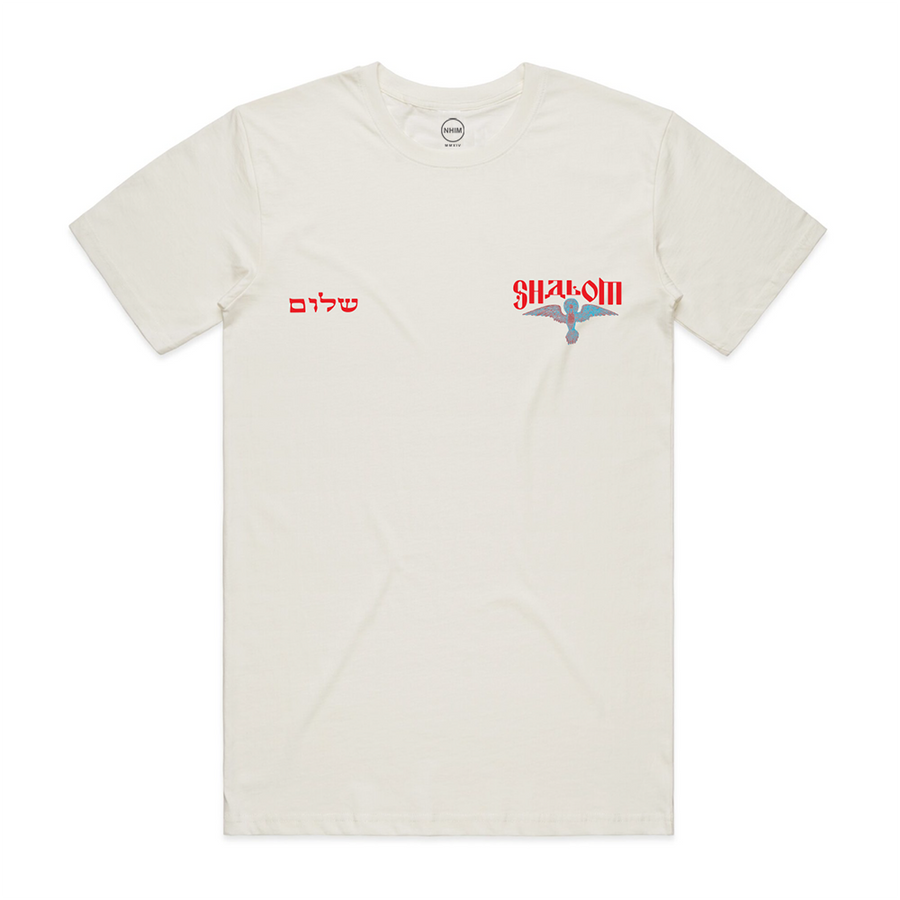 Shalom Peace of God T [Cream]
