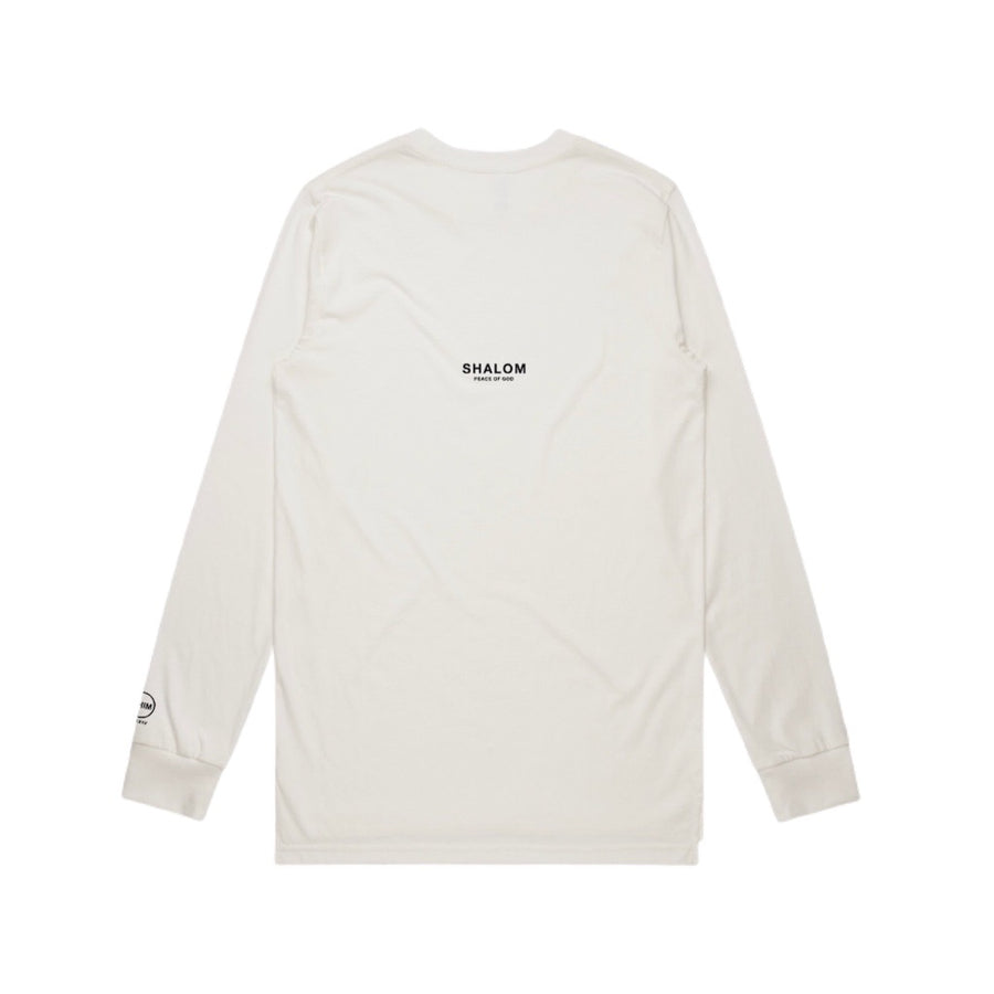 Shalom Long Sleeve [Cream]
