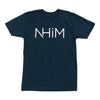NHiM Original T - Black Aqua - NHiM Apparel