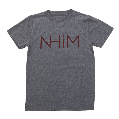 NHiM Original T - Grey Snow - NHiM Apparel