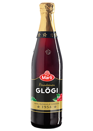 Marli Glögi Non alcohol mulled wine concentrate 0,5 L