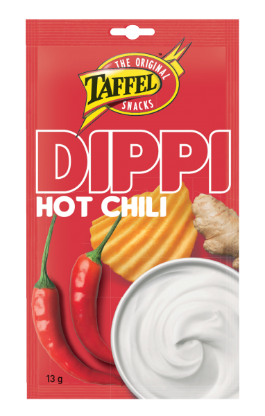 Taffel dippi Hot Chili 13g