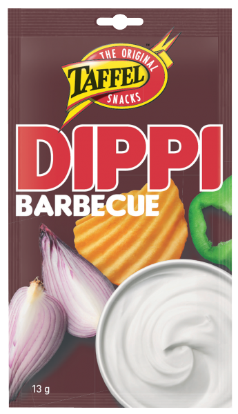 Taffel dip powder Barbecue 13g
