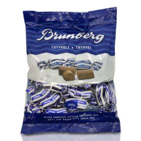 Brunberg Chocolate Truffles 200g