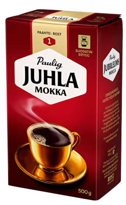 Juhla Mokka Filter Coffee 500g