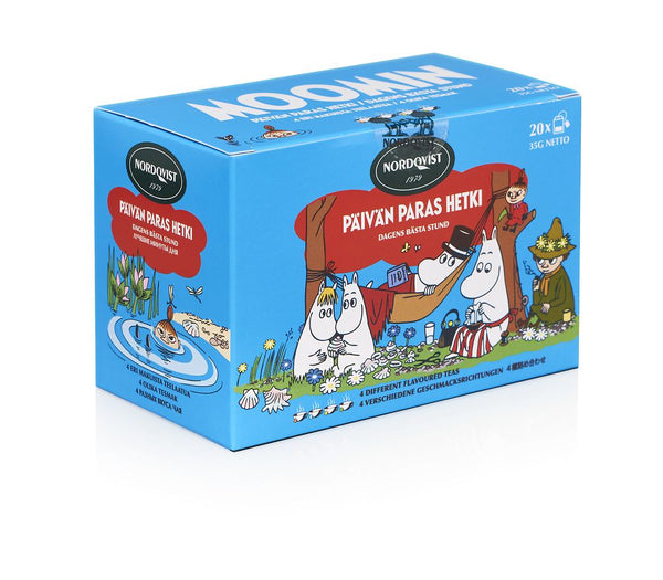 Moomin Tea Selection 35g