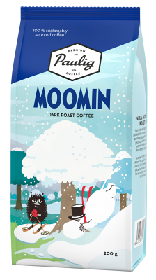 Moomin Dark roast Filter Coffee 200g