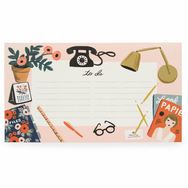 Bloc de notas Desktop de Rifle Paper Co.