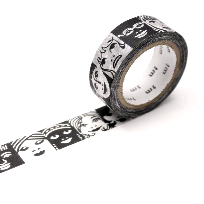 washi tape mt_faces_estilographica