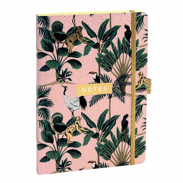 cuaderno bullet journal_jungla_estilographica