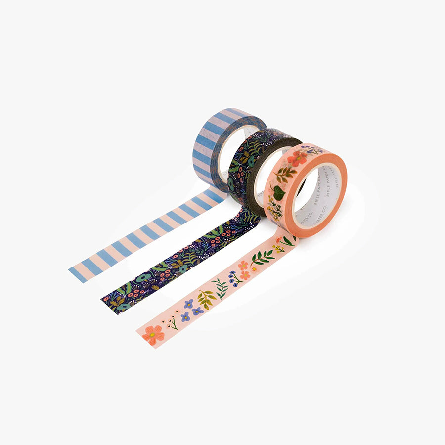 rifle paper co_washi tapes tapestry_estilographica