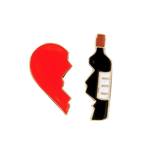 True Love Pin Set