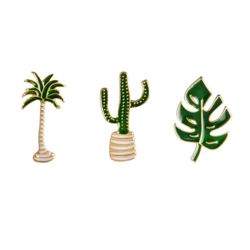 botanical pins