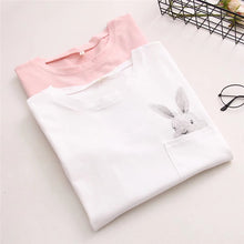 Rabbit in the Pocket T-Shirt