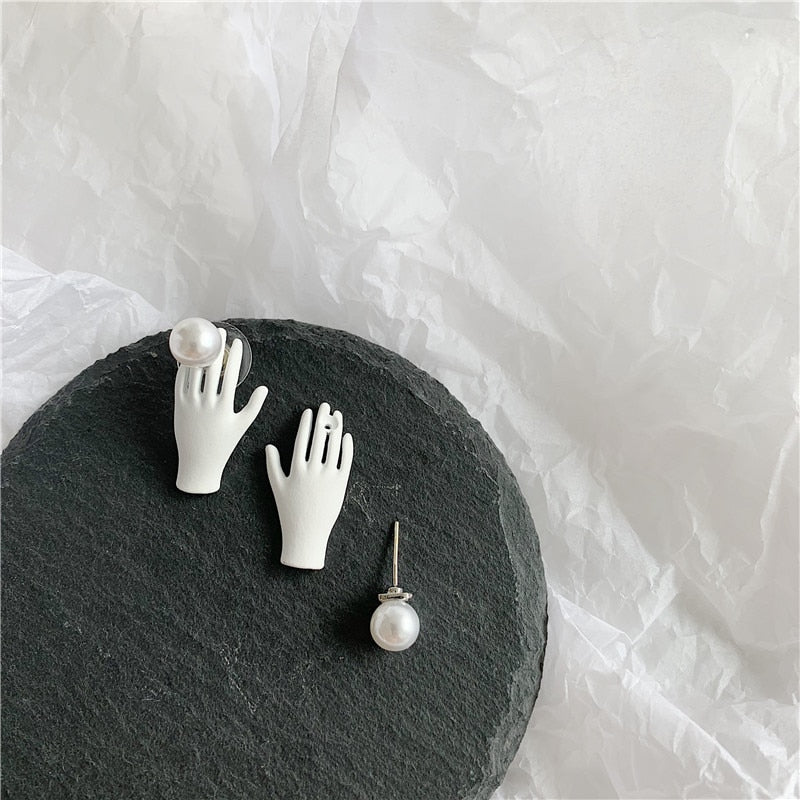 Hands Earrings