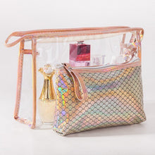 Scales Cosmetic Bag