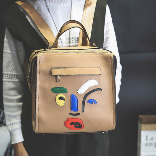 Winking Face Bag