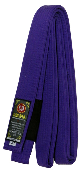 ATAMA JIU JITSU PURPLE BELT
