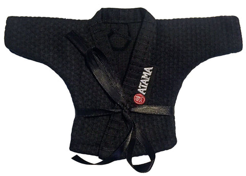 Atama Europe Accessories BLACK ATAMA LITTLE BJJ KIMONO KEY HOLDER