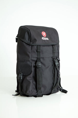Atama Europe Backpack BLACK ATAMA MULTIFUNCTIONAL BACKPACK