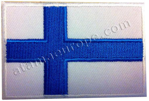 Atama Europe Patch FINLAND FLAG PATCH