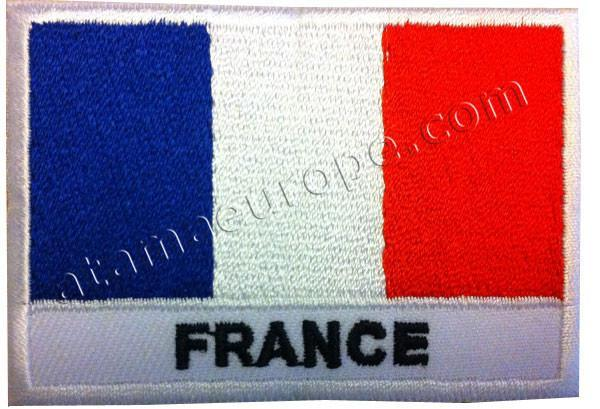 Atama Europe Patch FRANCE FLAG PATCH 1