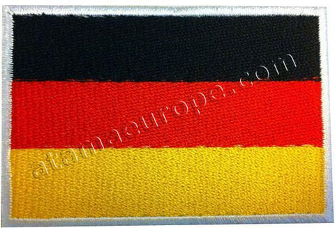 Atama Europe Patch GERMANY FLAG PATCH