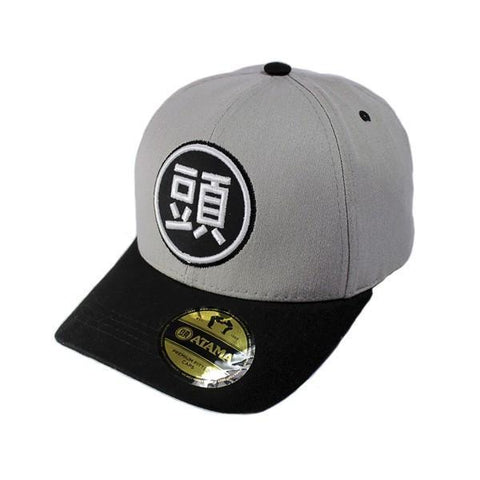 Atama Europe Hat GRAY ATAMA LOGO HAT