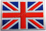 Atama Europe Patch GREAT BRITAIN FLAG PATCH