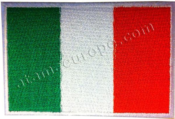 Atama Europe Patch ITALY FLAG PATCH