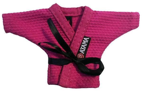 Atama Europe Accessories PINK ATAMA LITTLE KIMONO KEY HOLDER