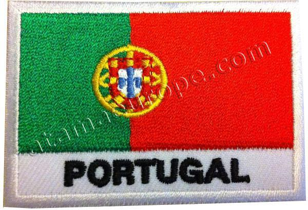 Atama Europe Patch PORTUGAL FLAG PATCH
