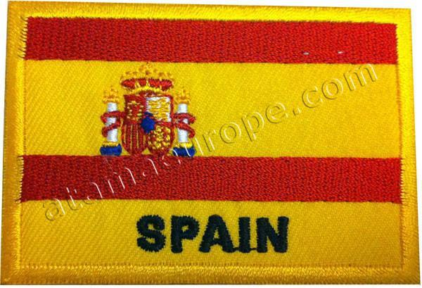 Atama Europe Patch SPAIN FLAG PATCH