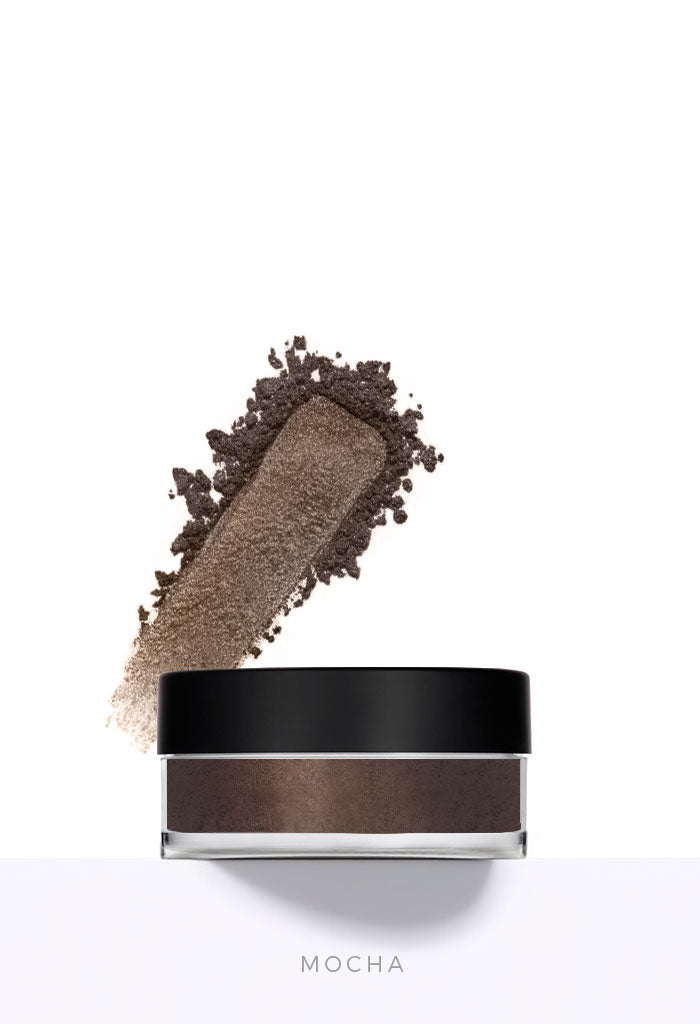 Mocha Brown Loose Mineral Eyeshadow Wholesale Makeup Australia High Quality
