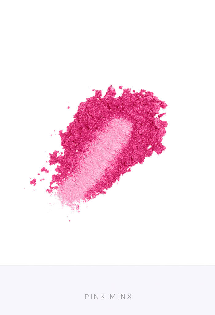 Pink Minx Bulk Loose Pigment Eyeshadows Wholesale Mineral Makeup