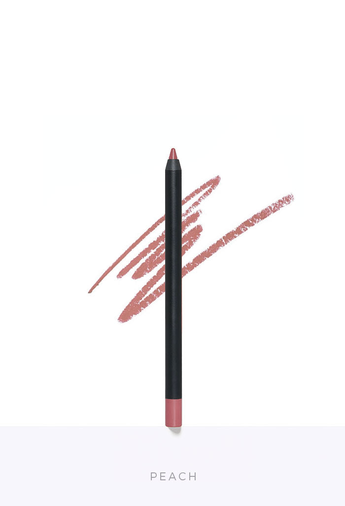 Peach Lipliner Pencil Wholesale Mineral Makeup Australia Manufacturer
