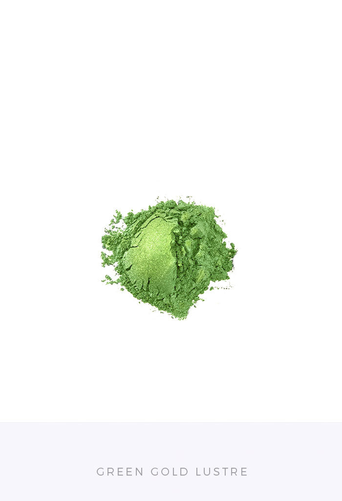 Bright Green Shimmer MIca Wholesale Mineral Makeup Raw Cosmetic Ingredient Suppliers