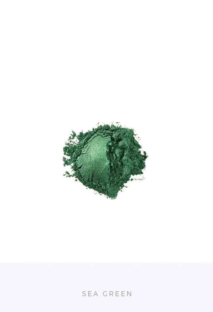 Green MIca Wholesale Mineral Makeup Raw Cosmetic Ingredient Suppliers