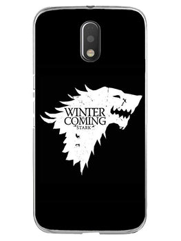 Winter Is Coming Moto E3 Mobile Cover Case